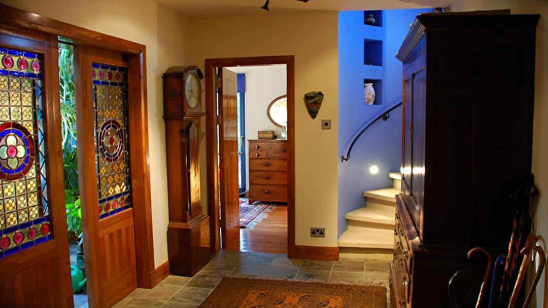 The Garden House Interior