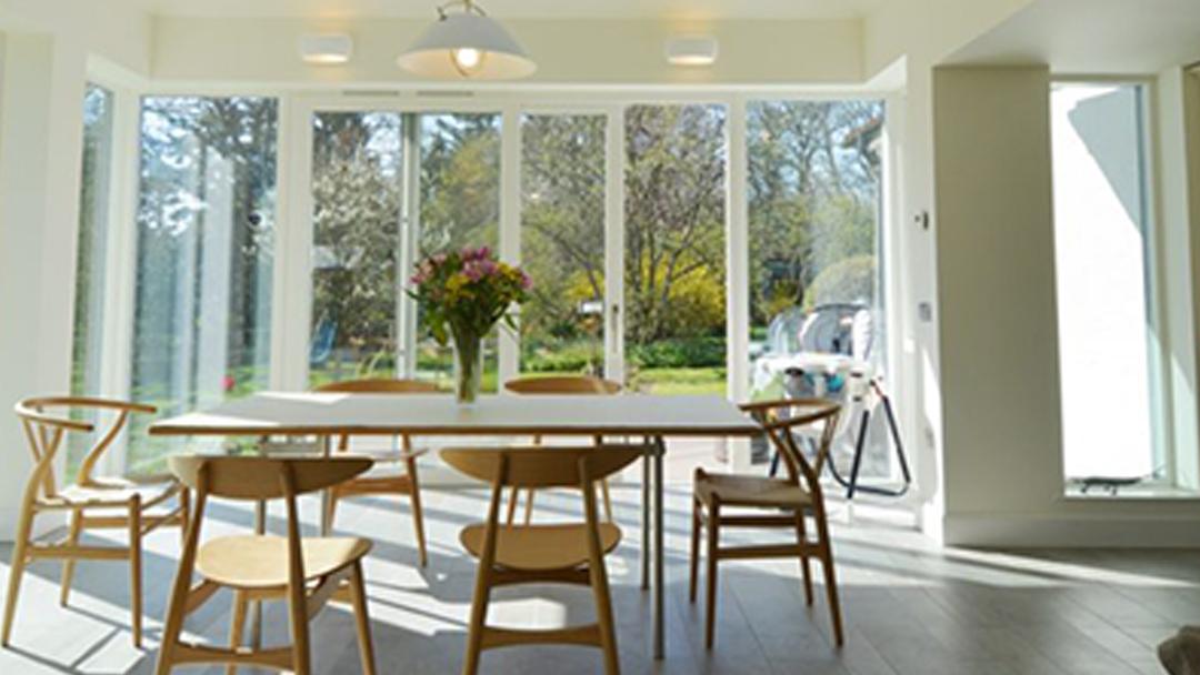 Hepburn Gardens Interior dinning room