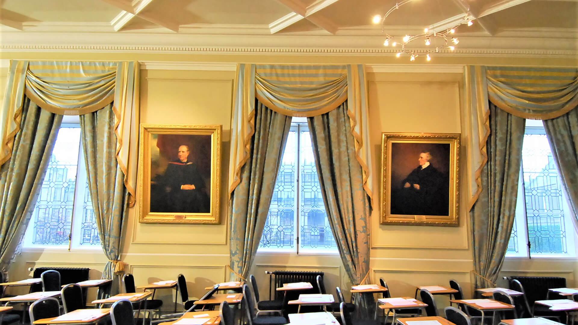 recreating historical room decor