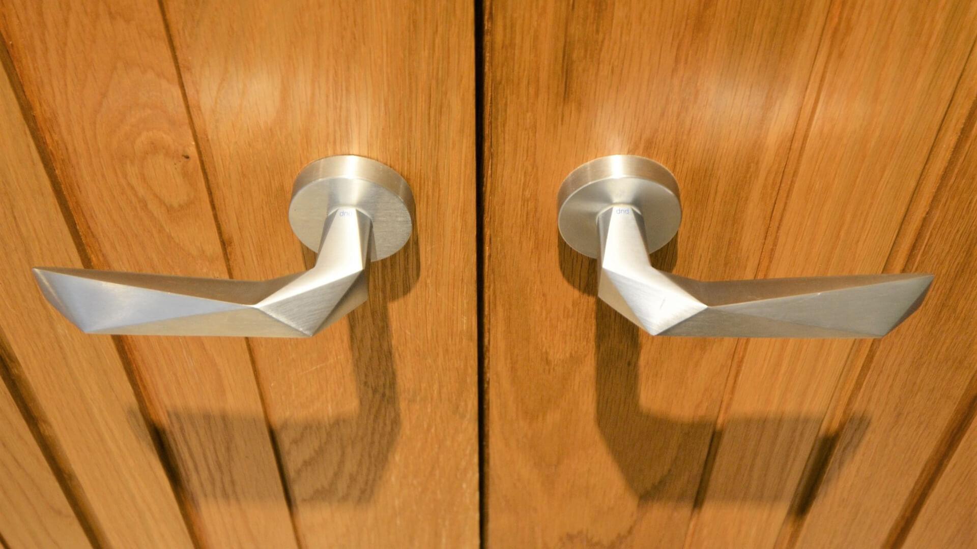 bespoke door handles