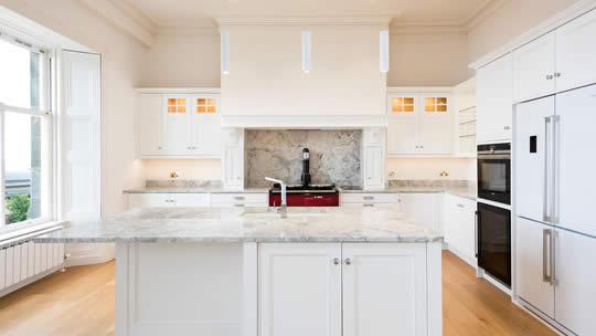 bespoke kitchen architecture
