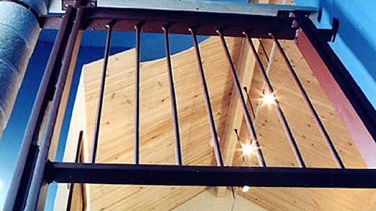 bespoke stair railing