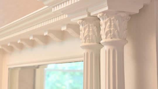 internal column architecture