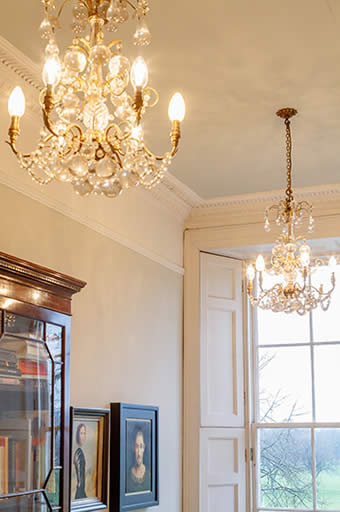 internal light fittings and fixtures