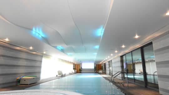internal swimming pool architecture
