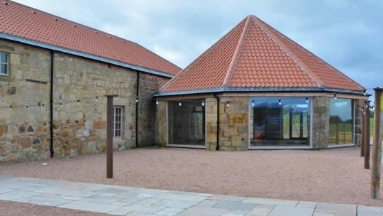 modernised older building