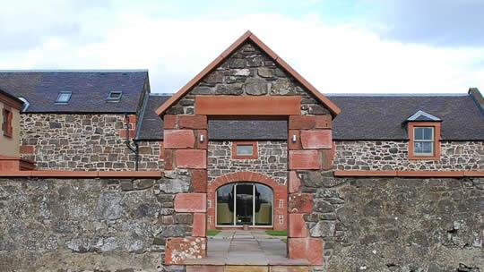 old barn restoration and modernisation