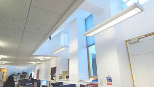 remodelling older buildings for office space