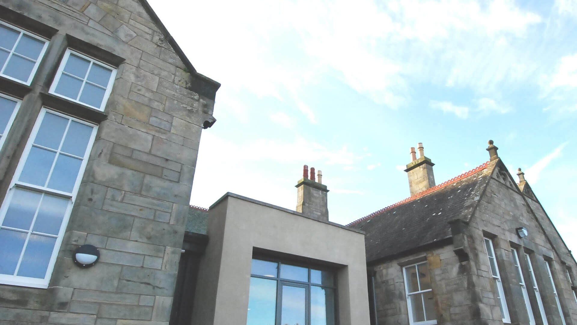 St Andrews University old burgh school