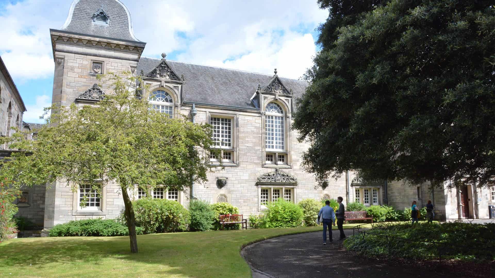 St Andrews University school of psycology and neuroscience