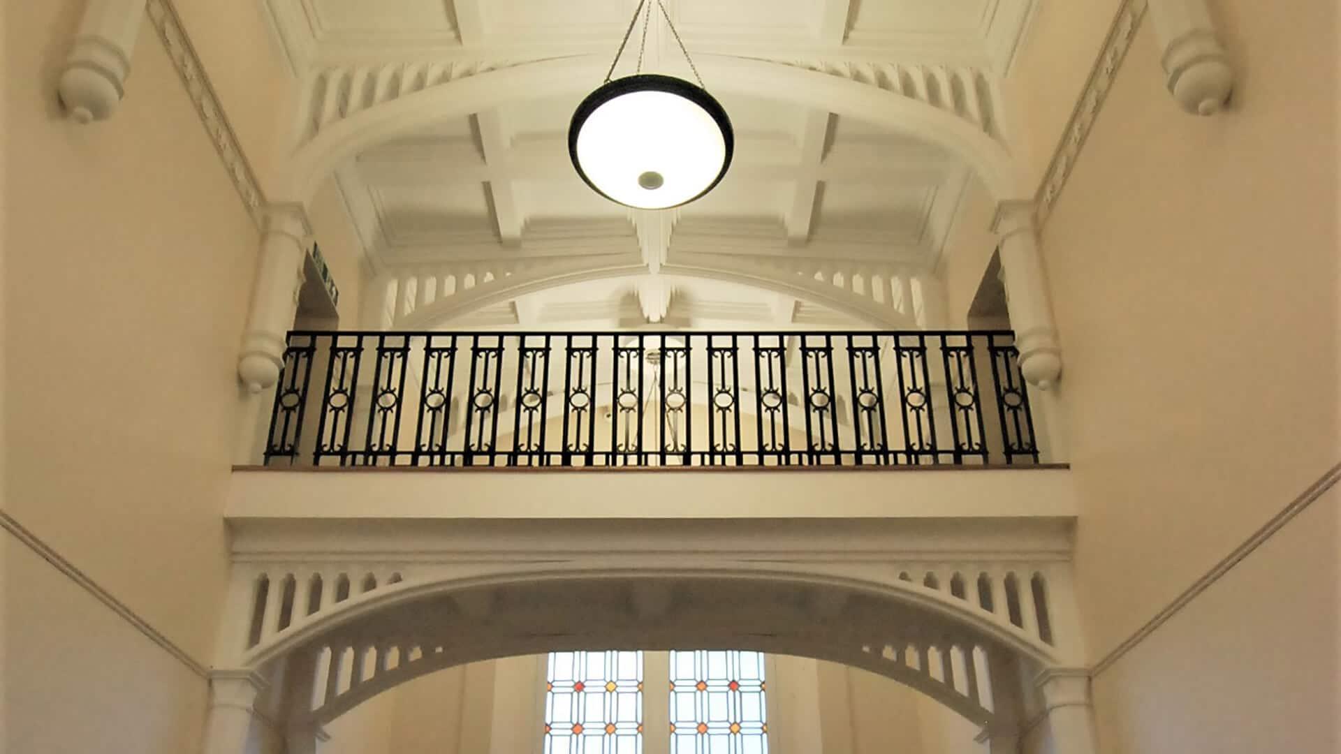 St Andrews University st salvators quad school
