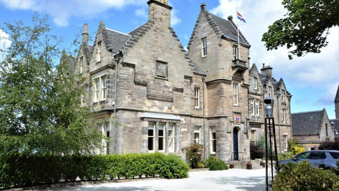 St Andrews University Historic Building Adaptation